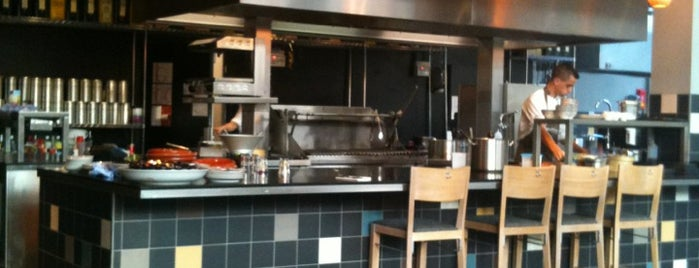 The Colour Kitchen is one of My Favorite Restaurants.