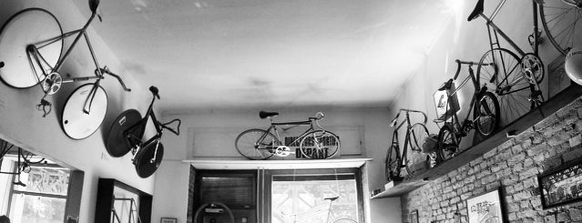 Keirin Cycle Culture Café is one of Berlin.