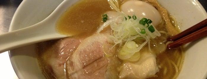 麺創研 かなで 改 is one of 気になる場所.