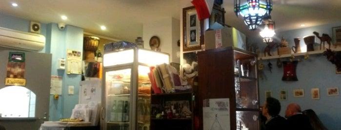 Chez Jaafar is one of Wifi Cafés.