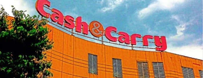 Cash & Carry is one of Guide to Makati City's best spots.
