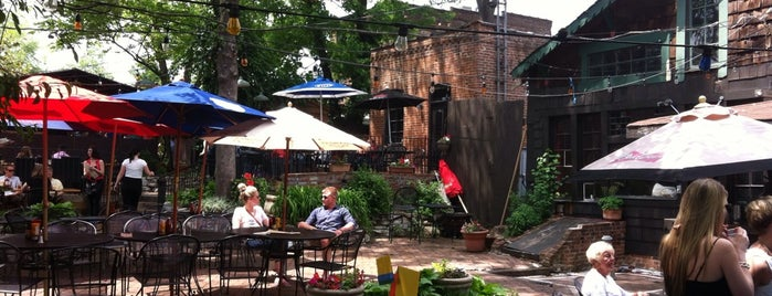 Molly's in Soulard is one of Places I End Up Frequently.