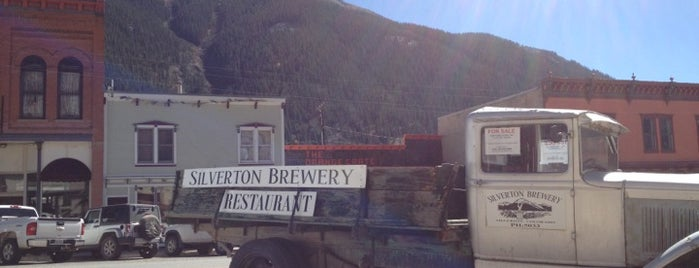 Silverton Brewery is one of My Visited Breweries.