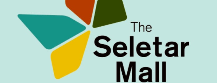 The Seletar Mall is one of Retail Therapy Prescriptions.