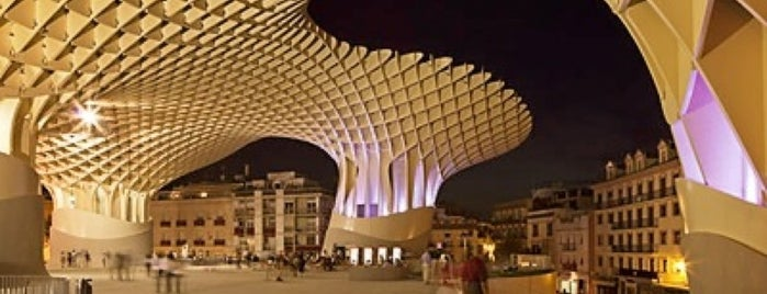 Must-visit Great Outdoors in Sevilla