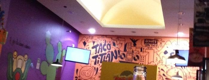 Tacotitlan is one of O que Fazer na Cd. do México.