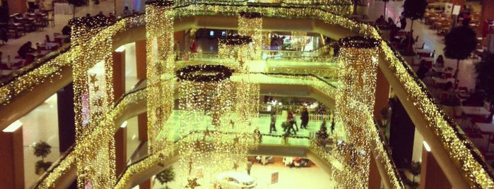 A Plus Ataköy is one of My favorites Malls.