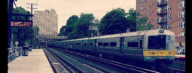 LIRR - Kew Gardens Station is one of Favorite Haunts.