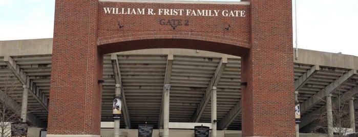 Vanderbilt Stadium - Dudley Field is one of SEC Football.