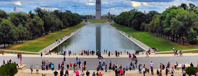 The National Mall is one of asdf.