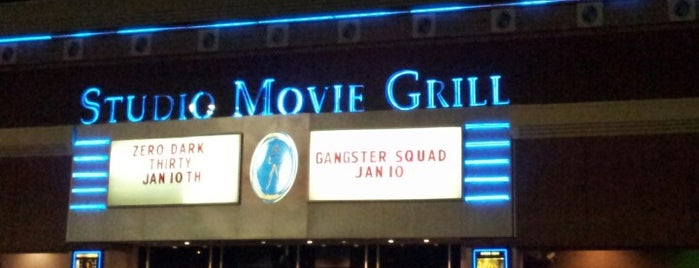 Studio Movie Grill is one of Guide to Dallas's best spots.