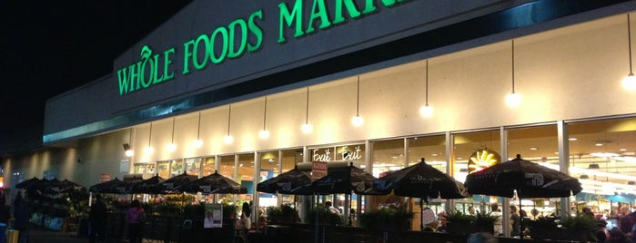 Whole Foods Market is one of Coolhaus CA Retailers.