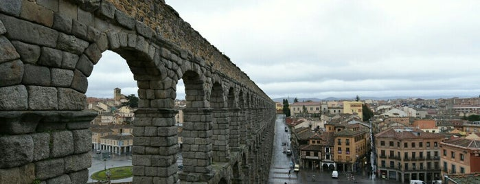 Segovia is one of All-time favorites in Spain.