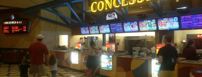 Regal Cinemas Shoppingtown Mall 14 is one of Ash's 'Cuse Hot Spots.