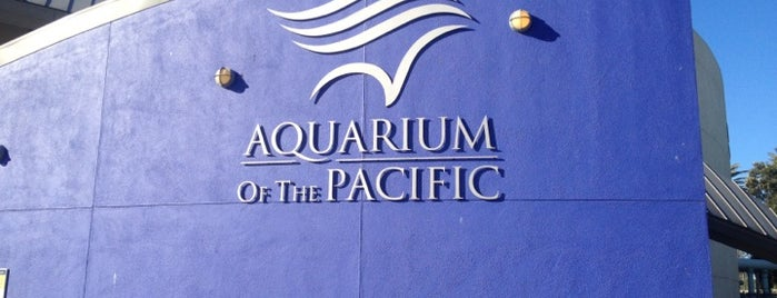 Aquarium of The Pacific is one of Exploring.