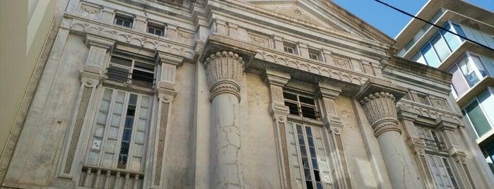 Templo Masónico de la calle San Lucas is one of Cerca de espacio COworking.
