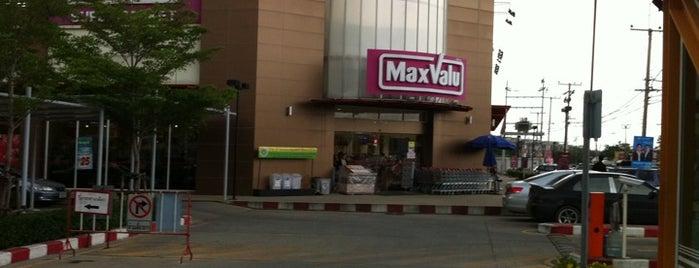 MaxValu (แม็กซ์แวลู) is one of M-TH-18.