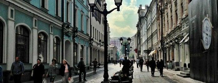 Столешников переулок is one of A local's guide: 48 hours in город Москва, Россия.