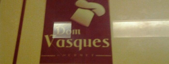 Dom Vasques is one of Onde comer próximo a PCRJ.