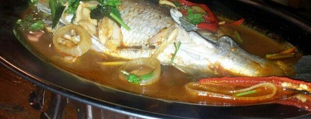 Umbai seafood is one of Makan @ Pahang #1.