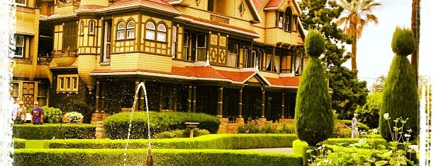 Winchester Mystery House is one of Ghost Adventures Lockdowns.