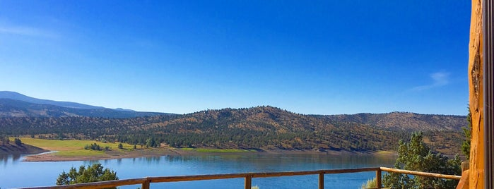 Prineville Reservoir is one of Codi's favorite places.