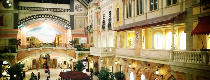 Mercato Mall is one of Guide to Dubai's best spots.
