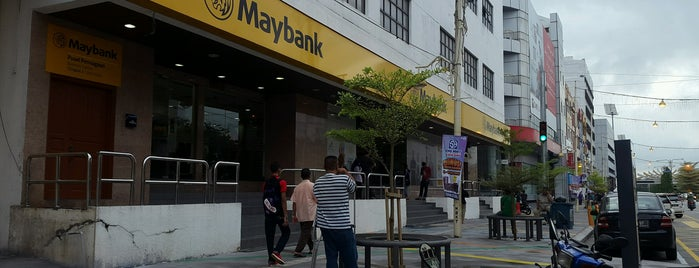 Maybank is one of Guide to Kuala Terengganu's best spots.