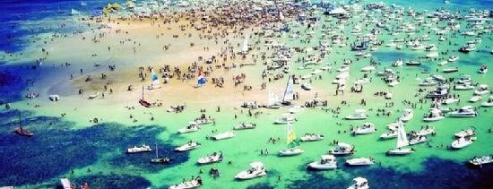 Ilha de Areia Vermelha is one of João Pessoa #4sqCities.