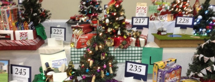 Vacaville Festival Of Trees is one of Places I've Mayored.
