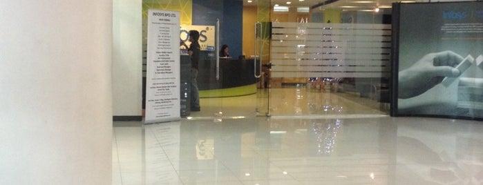 Infosys BPO Limited Phils 3rd Floor Metro Market is one of The (Metro) Manila BPO List.