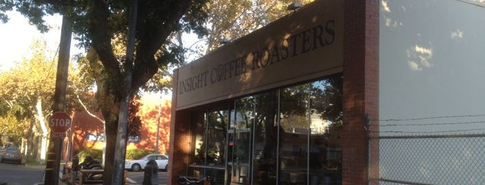 Insight Coffee Roasters is one of Sacramento Bee recommendations.