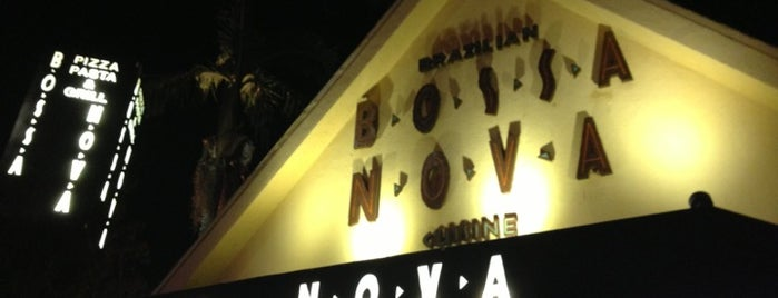 Bossa Nova Brazilian Cuisine is one of Guide to Los Angeles's best spots.