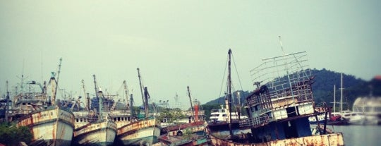 Phuket Rassada Port is one of Places in the world.
