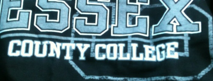 Essex County College is one of ESSEX COUNTY COLLEGE.