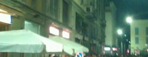 Bar Rattazzo is one of La mia Milano da bere....