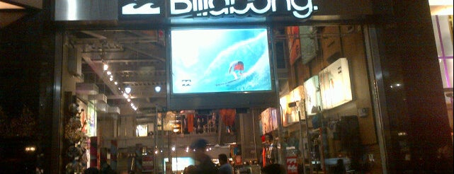 Billabong Herald Square is one of FNO.