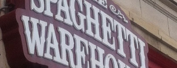 Spaghetti Warehouse is one of Top Notch Food in DYT.