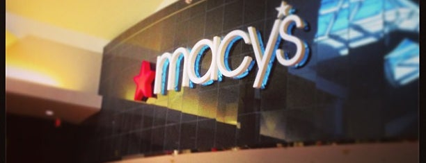 Macy's is one of Black Friday 2011.