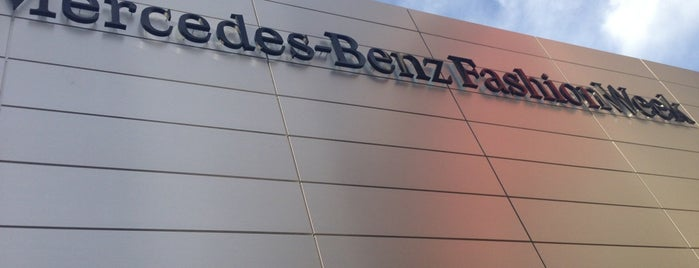 Mercedes-Benz FashionWeek is one of Venues/ Events.