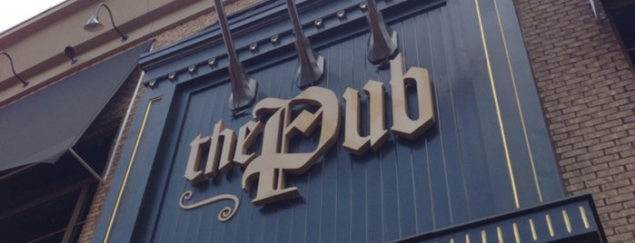 The Pub Tampa Bay is one of around the country.