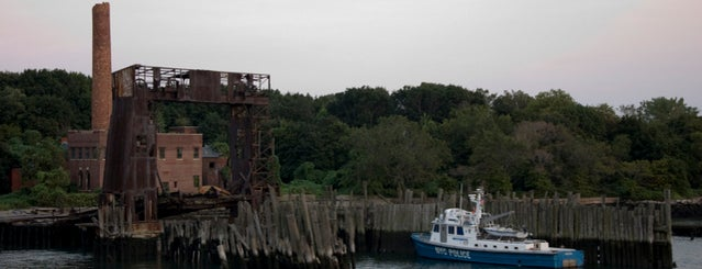 North Brother Island is one of NYC Stay-cation.
