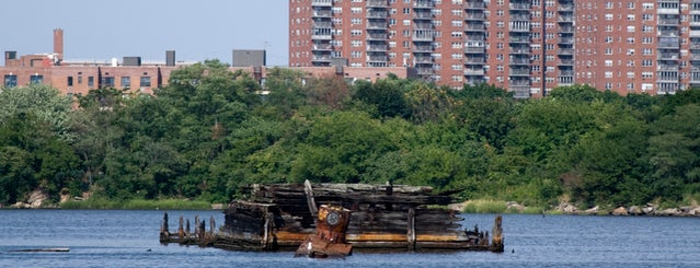 Coney Island Creek Park is one of Strange Places and Oddities in NYC.