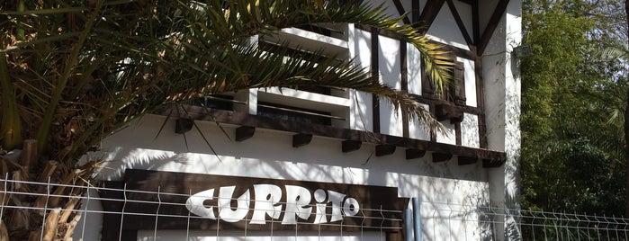 Restaurante Currito is one of Restaurantes.