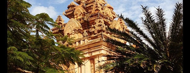Tháp Bà Po Nagar is one of du lịch - lịch sử.