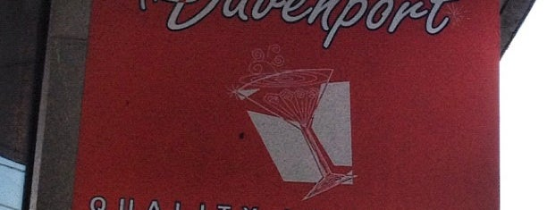 The Davenport is one of Drinkerys.