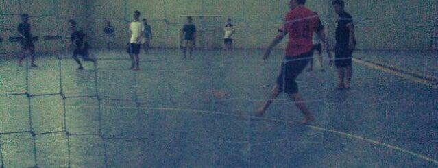 GerLonk Futsal (First International Futsal Court In Bandung) is one of Lapangan Futsal.