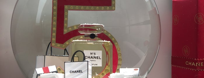 Chanel is one of Favorite places I've visited.