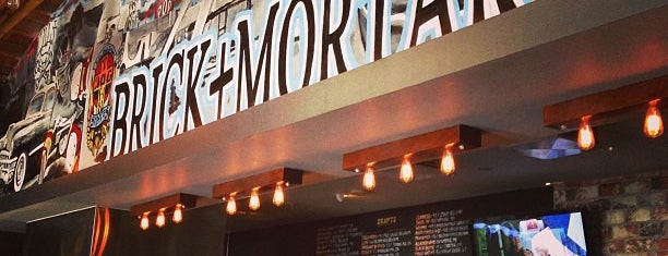 Brick + Mortar is one of Favorite Food - LA.