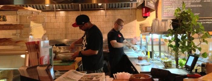 Omnivore Comptoir Grill is one of Bouffe.